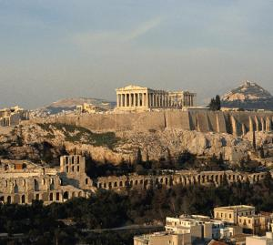 Athens - The Home of Civilization and Democracy