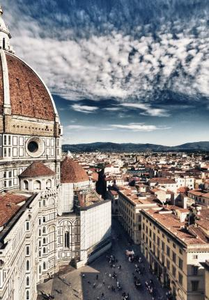 Florence - Italy's finest artistic city