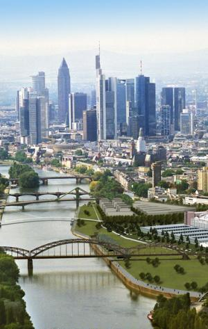 Frankfurt - Germany's hidden surprise